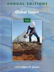 Annual Editions: Global Issues 11/12 27th edition 9780078050848 0078050847