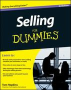 Selling For Dummies 3rd edition 9780470930663 0470930667