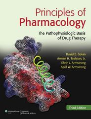 Principles of Pharmacology 3rd Edition 9781608312702 1608312704