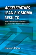 Accelerating Lean Six Sigma Results 0 9781604270549 1604270543