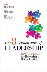 The 8 Dimensions of Leadership 1st Edition 9781605099552 1605099554