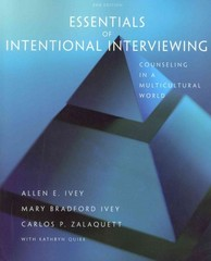 Essentials of Intentional Interviewing 2nd edition 9780840034564 0840034563