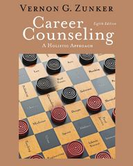 Career Counseling 8th Edition 9780840034359 0840034350