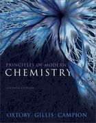 Principles of Modern Chemistry 7th edition 9780840049315 0840049315