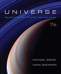 Universe: Solar System, Stars, and Galaxies 7th edition 9781111425678 1111425671