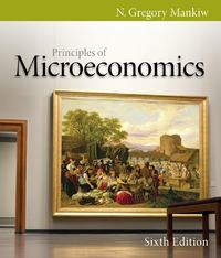 Principles of Microeconomics 6th edition 9781133170341 113317034X