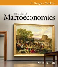 Principles of Macroeconomics 6th Edition 9780538453066 0538453060