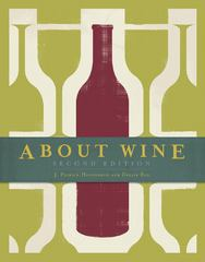 About Wine 2nd Edition 9781439056509 1439056501