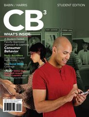 CB3 (with Marketing CourseMate with eBook Printed Access Card) 3rd Edition 9780840058515 0840058519