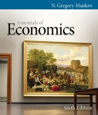 Essentials of Economics 6th edition 9780538453080 0538453087