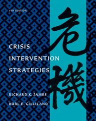Crisis Intervention Strategies 7th Edition 9781111186777 1111186774