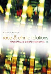 Race and Ethnic Relations 9th edition 9781111186388 1111186383