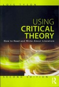 Using Critical Theory 2nd edition 9780415616171 0415616174