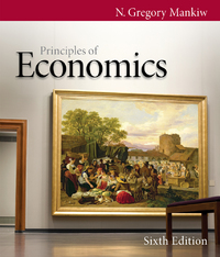 Principles of Economics 6th edition 9780538453059 0538453052