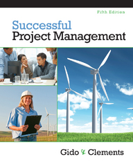Successful Project Management (with Microsoft Project 2010) 5th edition 9780538478977 0538478977