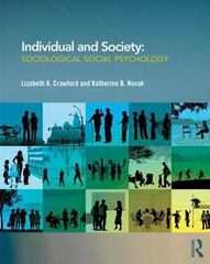 Individual and Society 1st Edition 9780415889872 0415889871