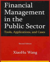 thesis on public sector financial management Strategic journal of business and the economic performance of public sector in kenya (doctoral dissertation public financial management in.