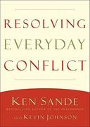 Resolving Everyday Conflict 1st Edition 9781441232175 1441232176