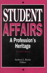 Student Affairs 2nd Edition 9781883485061 1883485061