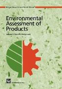 Environmental Assessment of Products 1st edition 9780412808104 0412808102