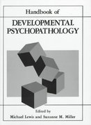 Handbook of Developmental Psychopathology 1st edition 9780306431906 0306431904