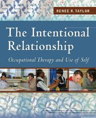 The Intentional Relationship 1st Edition 9780803613652 0803613652