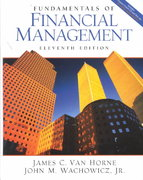 Fundamentals of Financial Management 11th edition 9780130189981 0130189987