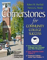 Cornerstones for Community College Success 1st Edition 9780137073382 0137073380