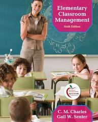 Elementary Classroom Management 6th edition 9780137055418 0137055412