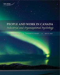 People and Work in Canada 0 9780176501815 0176501819