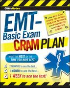 CliffsNotes EMT-Basic Exam Cram Plan 1st Edition 9780470878132 0470878134