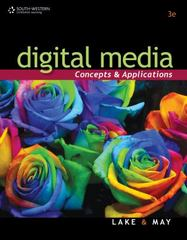 Digital Media 3rd edition 9780538741309 0538741309