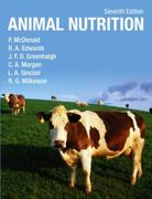 Animal Nutrition 7th Edition 9781408204238 1408204231