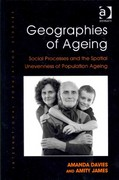 Geographies of Ageing 1st Edition 9781317129257 1317129253