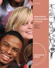 Intercultural Communication 13th edition 9781111348151 1111348154