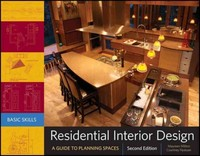 Residential Interior Design 2nd Edition 9780470584736 0470584734