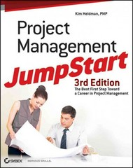 Project Management JumpStart 3rd Edition 9781118094457 111809445X
