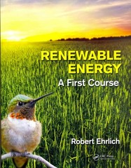 Renewable Energy 1st Edition 9781466599444 1466599448