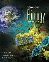 Concepts in Biology 14th Edition 9780073403465 0073403466