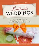 One-of-a-Kind Handmade Weddings 0 9781589236103 1589236106