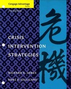 Cengage Advantage Books: Crisis Intervention Strategies 7th Edition 9781111770617 1111770611