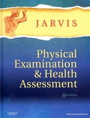 Physical Examination and Health Assessment 6th Edition 9781437701517 1437701515