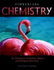 Chemistry 11th edition 9780321830586 032183058X