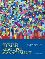 Fundamentals of Human Resource Management 2nd edition 9780132555906 0132555905