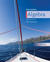Intermediate Algebra 7th Edition 9780073384573 0073384577