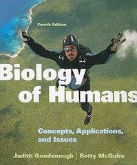 Biology of Humans 4th edition 9780321707024 0321707028