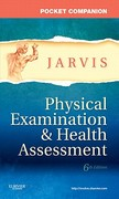 Pocket Companion for Physical Examination and Health Assessment 6th Edition 9781437714425 1437714420