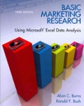 Basic Marketing Research  with Excel