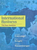 International Business The New Realities