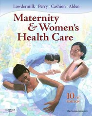 Maternity and Women's Health Care 10th edition 9780323074292 0323074294